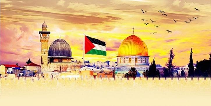 hz. peygamberin emaneti kudüs